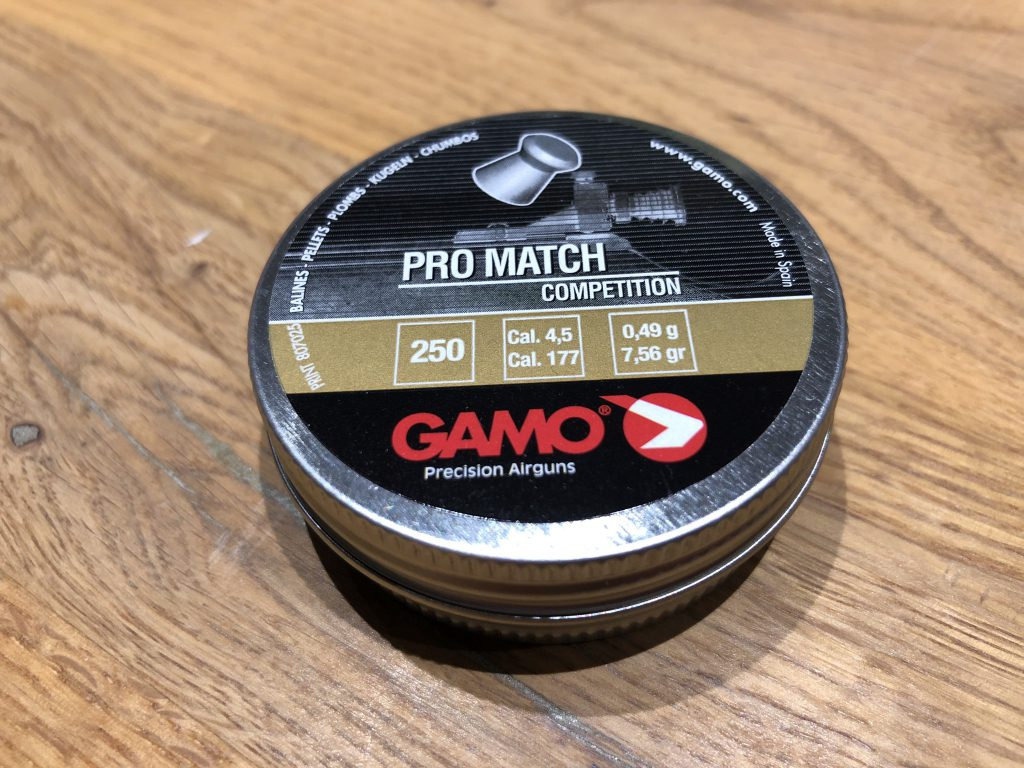 Gamo Pro Match Competition Diabolos