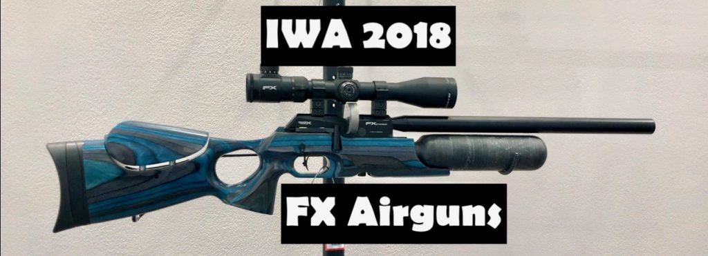 FX Airguns Luftgewehr