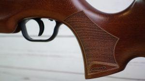 Griff der Walther LGV Master Pro