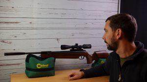 AirGhandi mit der Walther LGV Master Pro