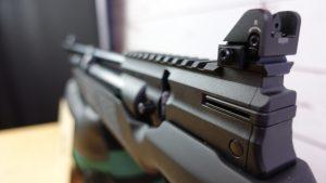 Weihrauch HW110 Carbine Lochkimme