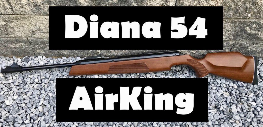Diana 54 AirKing Luftgewehr