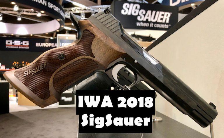 SigSauer Pistole
