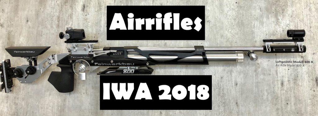 Feinwerkbau 800 Luftgewehr