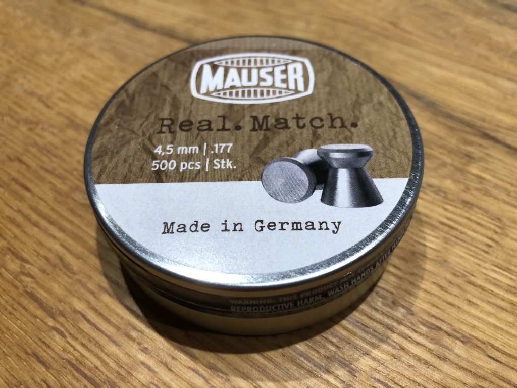 Mauser Real Match Diabolos