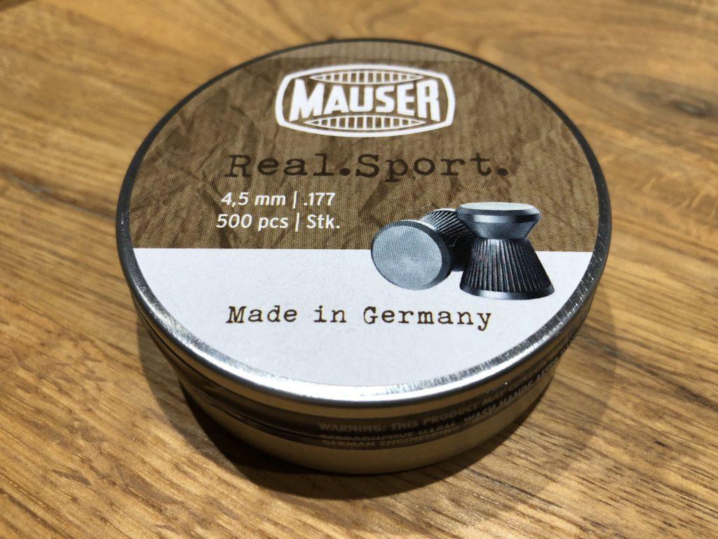 Mauser Real Sport Diabolos Dose