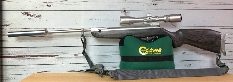 Weihrauch HW30S silber mit silbernem Zielfernrohr