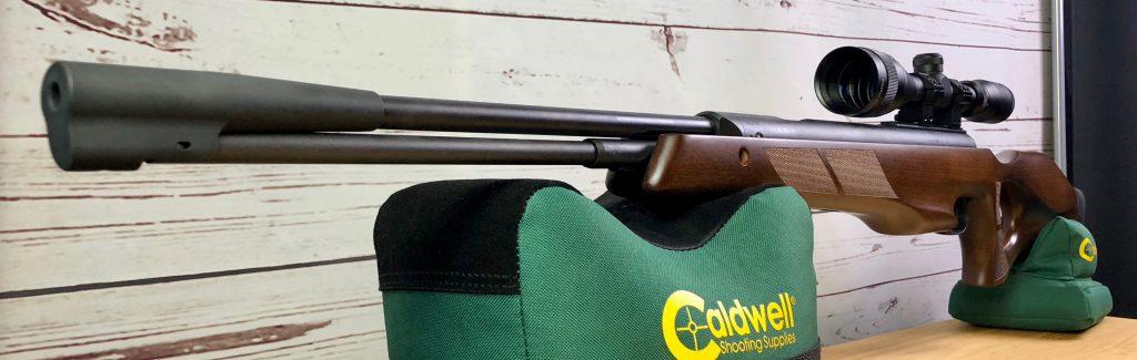 Diana 470 Target Hunter mit Bullseye Zielfernrohr