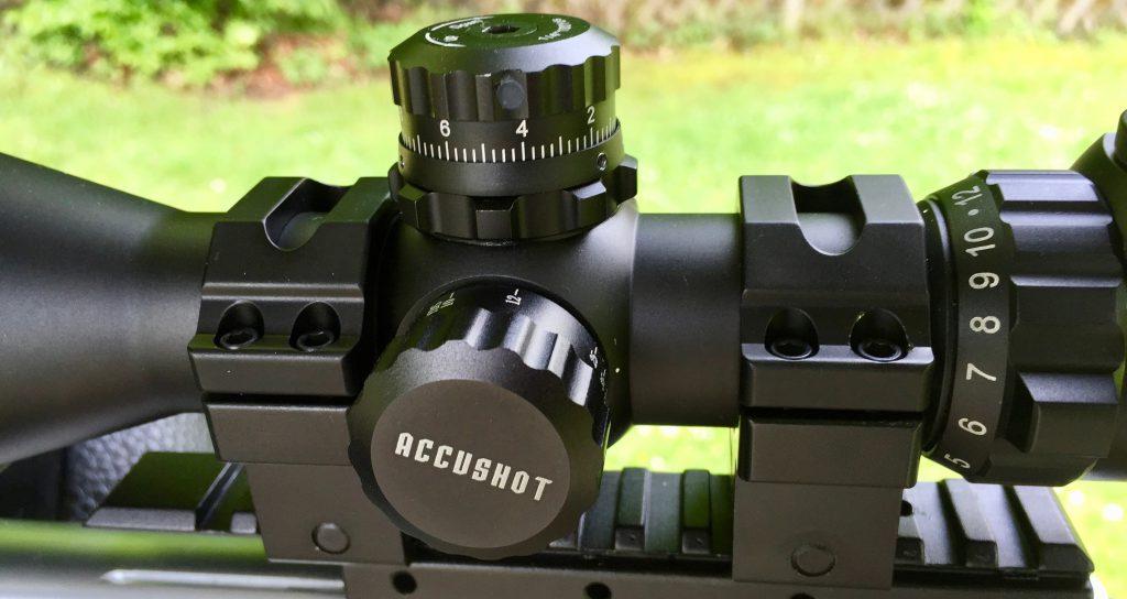 UTG Accushot 3-9x32 Zielfernrohr
