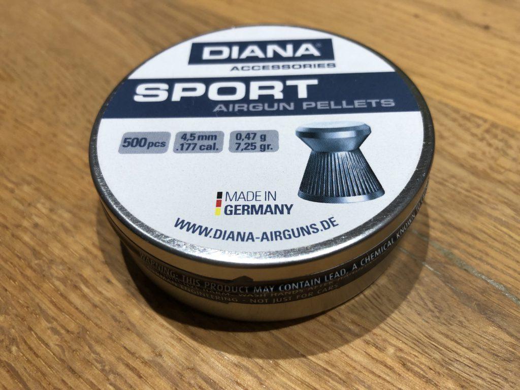Diana Sport Luftgewehr Diabolos