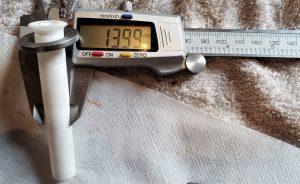 Weihrauch HW35 Federführung neu wird gemessen