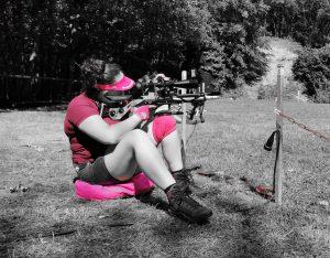 Field Target in Pink