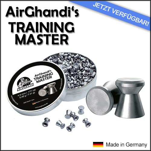 AirGhandi´s Training Master