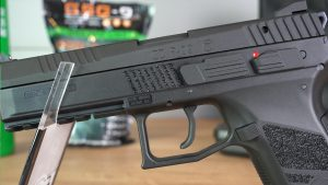 Airsoft Pistole CZ P-09 Markings links