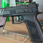 Airsoft Pistole CZ P-09 von links