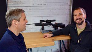 Andreas und AirGhandi beim Videodreh