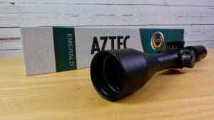Aztec Optics Emerald 5,5-25x50 Zielfernrohr SFP mit Umkarton