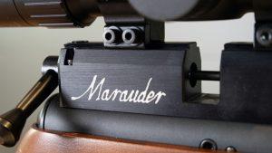 Benjamin Marauder Schriftzug Marauder