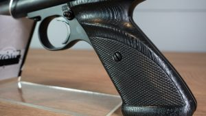 Crosman 2240 CO2 Pistole Griff und Sicherung