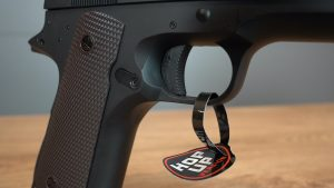 Cyma CM.123 AEP Airsoft Pistole Abzug