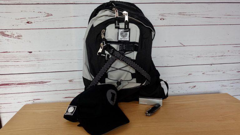 Steyr Sport Rucksack Cap Taschenmesser