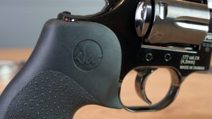 Dan Wesson 715 6 Co2 Revolver Griff