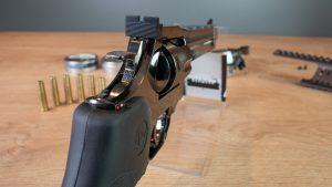 Dan Wesson 715 6 Co2 Revolver Hammer