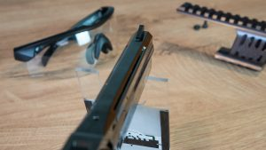 Dan Wesson 715 6 Co2 Revolver Korn