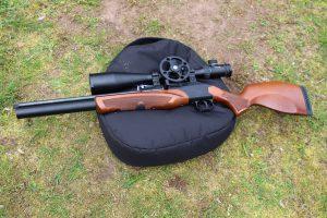 Diana P1000 Evo 2 mt Hawke Sidewinder 10-50x60 ED