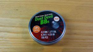 H&N Dust Devil BBs 4,5mm .177 Kaliber