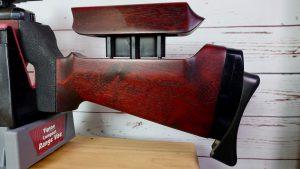 Feinwerkbau 300 S universal Schaft verstellbare Schaftkappe und verstellbare Schaftbacke