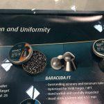 H&N Barracuda FT Field Target Diabolos auf der IWA 2019