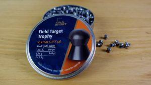 H&N Field Target Trophy Diabolos