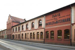 Altes Werksgebäude H&N Sport