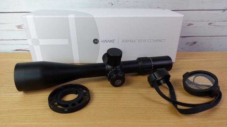 Hawke Airmax Compact 6-24x50 Aufnahme total