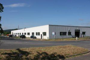 Neues Werksgebäude von H&N Sport