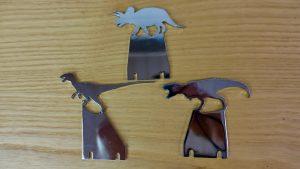 Keilershoot Ziele Dinosaurier Pack