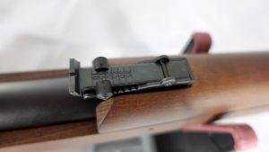 Mauser K98 PCP verstellbare Kimme