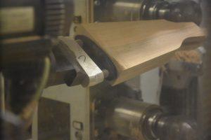 Minelli Schaftproduktion Maschine