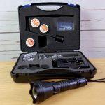 Odepro KL52 PLUS Taschenlampe im Set