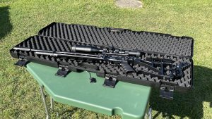 Saber Tactical FX Dreamline Element Helix DonnyFL Tanto im Koffer