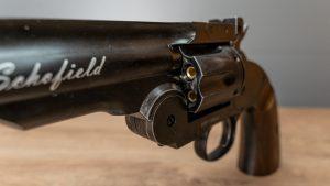 Schofield No. 3 6 Co2 Revolver Trommel