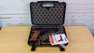 Sig Sauer ASP Super Target im Koffer mit Anleitung