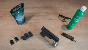 Springfield Armory XDM 3.8 Compact mit Zubehör