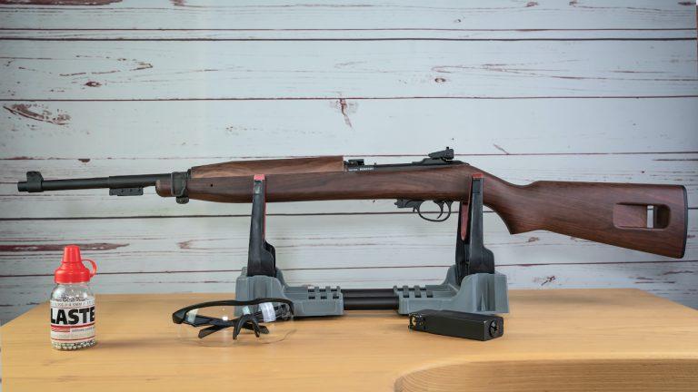Springfield M1 Carbine Aufnahme links komplett