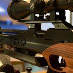 Steyr LG110 HFT Hunting mit Aztec Optics Zielfernrohr