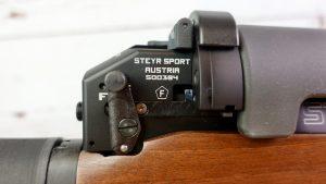 Steyr ProX F Zeichen