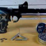Steyr LP50RF mit Magazinen H&N Field Target Trophy Diabolos