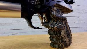 Rink Formgriffe Pistolengriff Steyr LP50RF links vorne