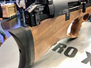 Steyr Pro X Scout V0 Schraube Schaftkappe manuelle Sicherung